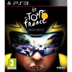 PS3 TOUR DE FRANCE 2014 - Jeux PS3 au prix de 6,95€