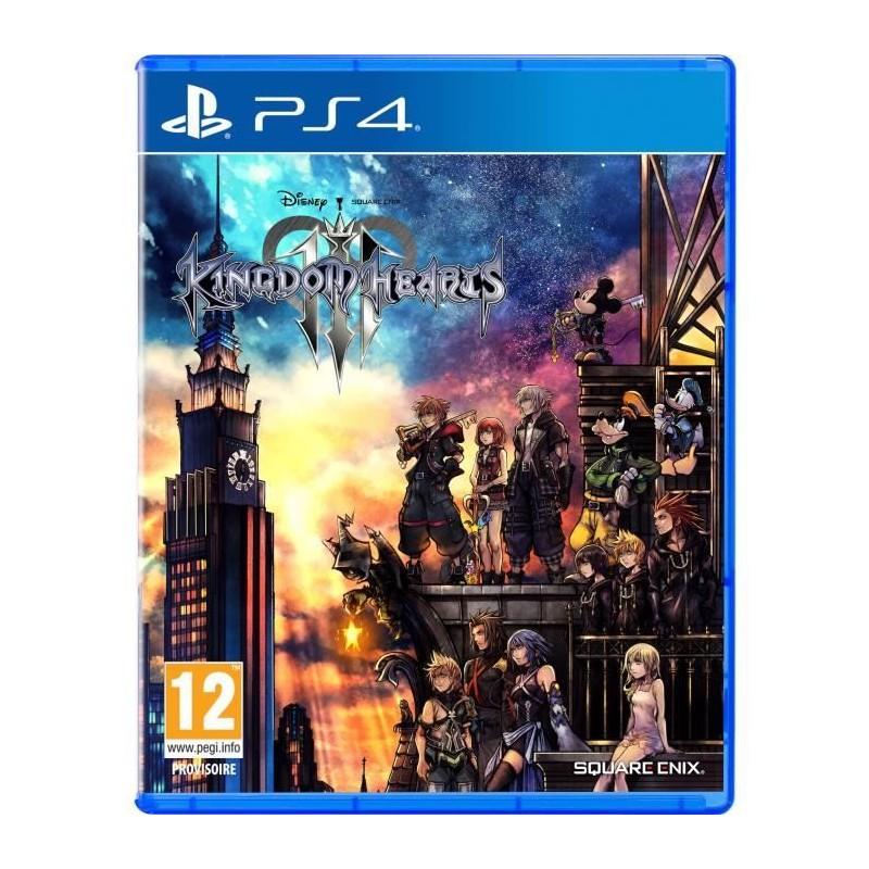 PS4 KINGDOM HEARTS 3 OCC - Jeux PS4 au prix de 7,95€