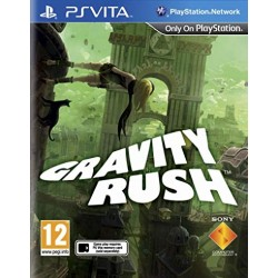 PSV GRAVITY RUSH - Jeux PS Vita au prix de 14,95€