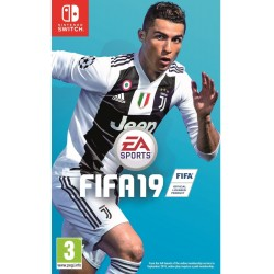 SWITCH FIFA 19 OCC - Jeux Switch au prix de 19,95 €
