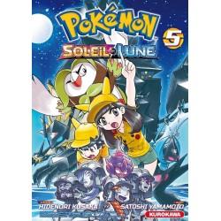 POKEMON SOLEIL LUNE T05 - Manga au prix de 6,80€