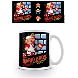 MUG MARIO SUPER MARIO NES COVER 315ML - Mugs au prix de 9,95 €