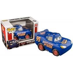 POP DISNEY 283 CARS LIGHTNING MCQUEEN BLUE - Figurines POP au prix de 14,95€
