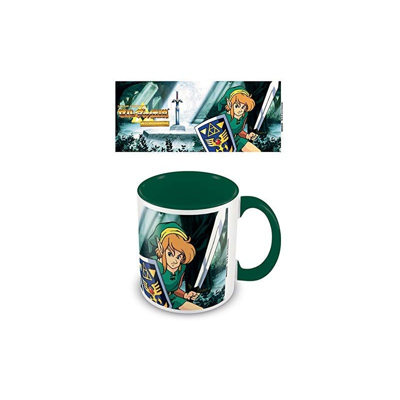 MUG ZELDA THE LOST WOODS 315ML - Mugs au prix de 9,95€