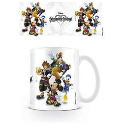 MUG KINGDOM HEARTS 315ML - Mugs au prix de 9,95€