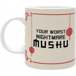 MUG MULAN TON PIRE CAUCHEMAR MUSHU 320 ML - Mugs au prix de 9,95€