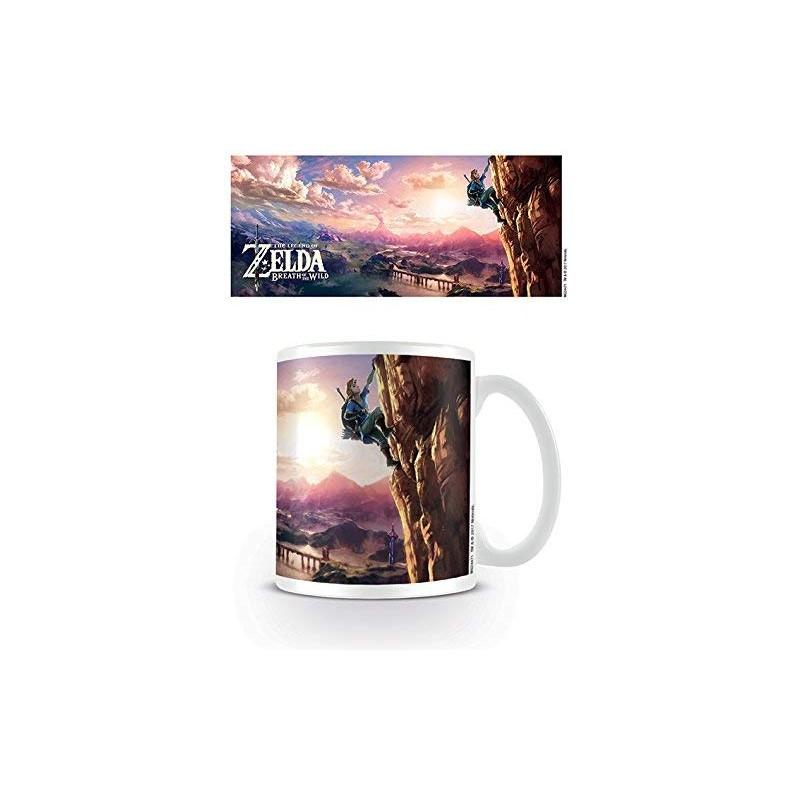 MUG ZELDA BREATH OF THE WILD 300ML - Mugs au prix de 9,95€