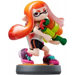 AMIIBO SPLATOON GIRL OCC - Figurines NFC au prix de 9,95 €