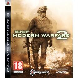 PS3 CALL OF DUTY MODERNE WARFARE 2 ( MW2 ) - Jeux PS3 au prix de 4,95€