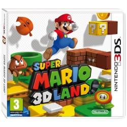 3DS SUPER MARIO 3D LAND - Jeux 3DS au prix de 14,95€