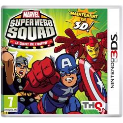 3DS MARVEL SUPER HERO SQUAD LE GANT DE L INFINI - Jeux 3DS au prix de 4,95€