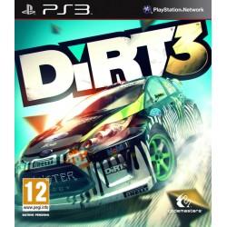 PS3 DIRT 3 - Jeux PS3 au prix de 7,95€