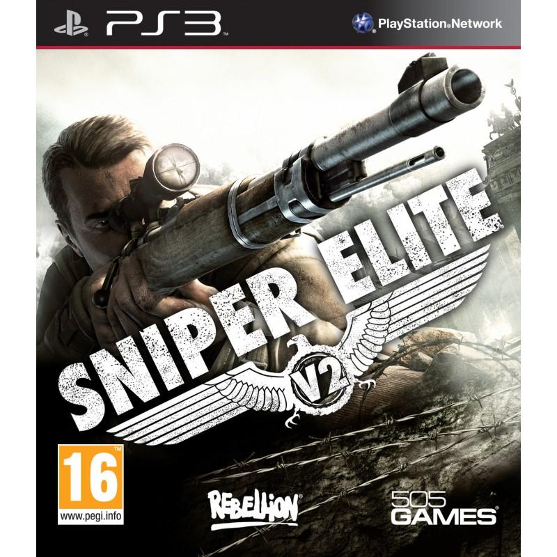 PS3 SNIPER ELITE V2 - Jeux PS3 au prix de 9,95€