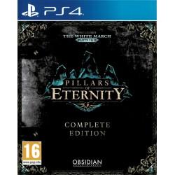 PS4 PILLARS OF ETERNITY COMPLETE EDITION OCC - Jeux PS4 au prix de 19,95€