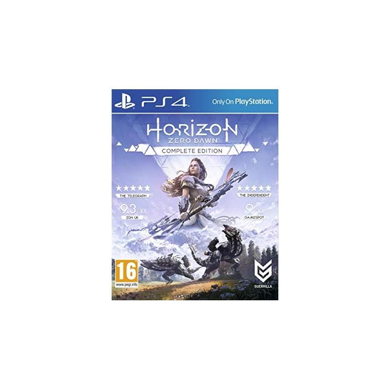 PS4 HORIZON ZERO DAWN COMPLETE EDITION OCC - Jeux PS4 au prix de 14,95€