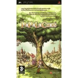 PSP POPOLOCROIS - Jeux PSP au prix de 9,95€