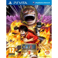 PSV ONE PIECE PIRATE WARRIORS 3 - Jeux PS Vita au prix de 14,95 €