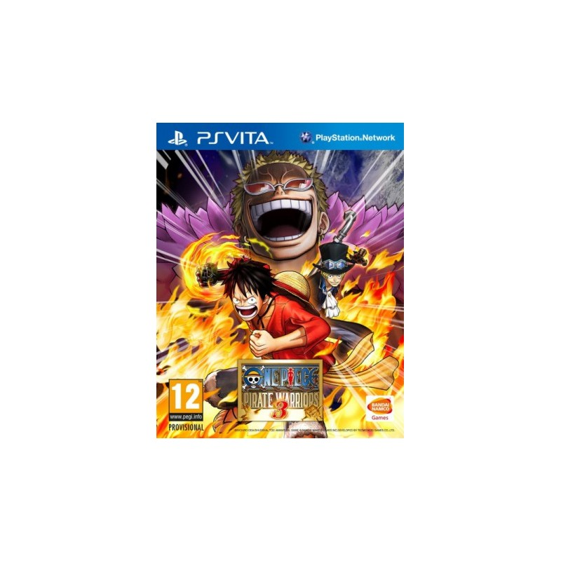 PSV ONE PIECE PIRATE WARRIORS 3 - Jeux PS Vita au prix de 14,95€
