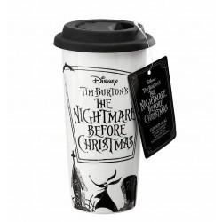 MUG VOYAGE NIGHTMARE BEFORE CHRISTMAS TIME TO SHARE 400ML - Mugs au prix de 14,95€