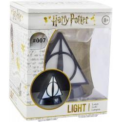 VEILLEUSE 3D HARRY POTTER RELIQUES DE LA MORT - Lampes Décor au prix de 14,95€