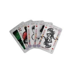 JEU DE CARTES ALIEN 40 EME ANNIVERSAIRE - Cartes à collectionner ou jouer au prix de 7,95€