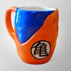 MUG 3D DRAGON BALL Z GOKU GI - 475 ML - Mugs au prix de 14,95 €