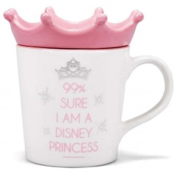 MUG 3D DISNEY PRINCESSES 99 SURE I AM A PRINCESS 350 ML - Mugs au prix de 14,95 €