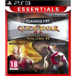 PS3 GOD OF WAR COLLECTION VOL 2 ESSENTIALS - Jeux PS3 au prix de 9,95 €