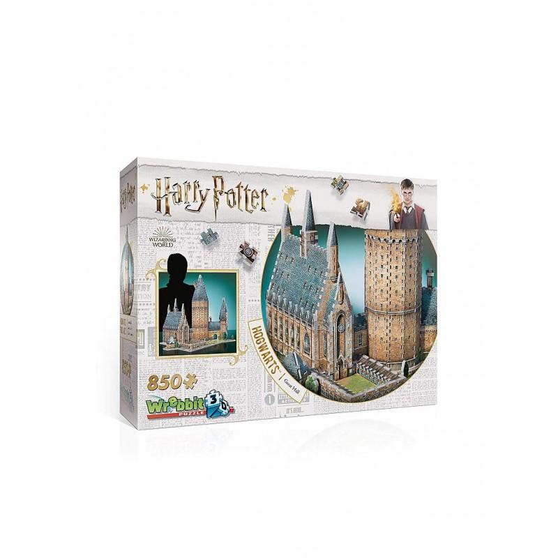 PUZZLE 3D HARRY POTTER ASTRONOMY TOWER 875 PIECES - Puzzles au prix de 39,95€