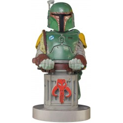 CABLE GUYS STAR WARS BOBA FETT 20CM - Autres Goodies au prix de 27,95 €