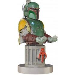 CABLE GUYS STAR WARS BOBA FETT 20CM - Figurines au prix de 27,95€