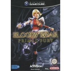 GC BLOODY ROAR PRIMAL FURY - Jeux GameCube au prix de 19,95€