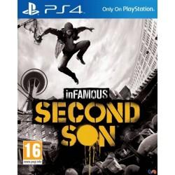 PS4 INFAMOUS SECOND SON OCC - Jeux PS4 au prix de 9,95€