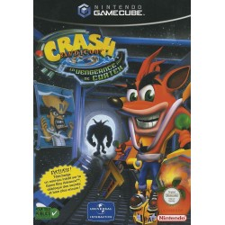 GC CRASH BANDICOOT VENGEANCE CORTEX - Jeux GameCube au prix de 9,95€