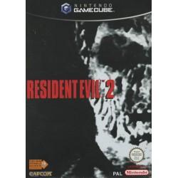 GC RESIDENT EVIL 2 - Jeux GameCube au prix de 99,95€