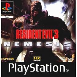 PSX RESIDENT EVIL 3 NEMESIS - Jeux PS1 au prix de 29,95€