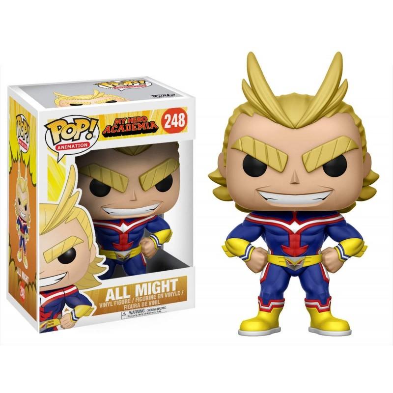 POP MY HERO ACADEMIA 248 ALL MIGHT - Figurines POP au prix de 14,95€