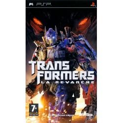 PSP TRANSFORMERS LA REVANCHE - Jeux PSP au prix de 6,95€