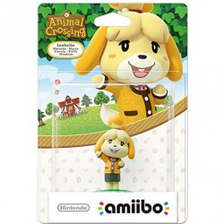 AMIIBO ANIMAL CROSSING ISABELLE WINTER - Figurines NFC au prix de 19,95 €