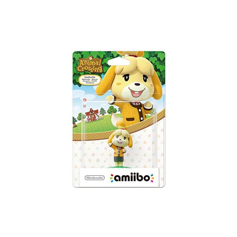 AMIIBO ANIMAL CROSSING ISABELLE WINTER - Figurines NFC au prix de 19,95€