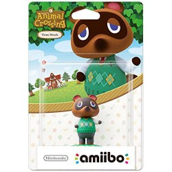 AMIIBO ANIMAL CROSSING TOM NOOK - Figurines NFC au prix de 14,95 €