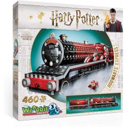 PUZZLE 3D HARRY POTTER HOGWARTS EXPRESS 460 PIECES - Puzzles au prix de 34,95 €