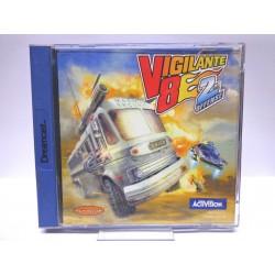 DC VIGILANTE 8 2ND OFFENSE - Jeux Dreamcast au prix de 14,95€