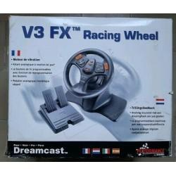 VOLANT DREAMCAST V3 FX - Accessoires Dreamcast au prix de 29,95€