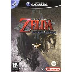 GC ZELDA TWILIGHT PRINCESS (SANS NOTICE) - Jeux GameCube au prix de 39,95€