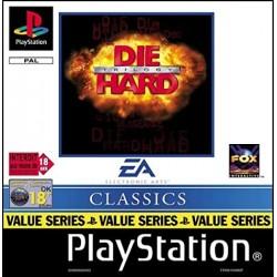 PSX DIE HARD TRILOGY ET GUN - Jeux PS1 au prix de 9,95€