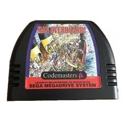 MD MAN OVERBOARD (LOOSE) - Jeux Mega Drive au prix de 9,95€