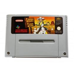 SN LUCKY LUKE (LOOSE) - Jeux Super NES au prix de 12,95€