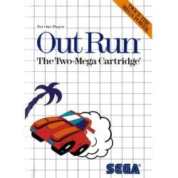 MS OUTRUN EN BOITE - Jeux Master System au prix de 9,95€