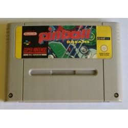 SN PINBALL DREAMS (LOOSE) - Jeux Super NES au prix de 9,95€